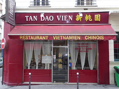El restaurante de la crisis