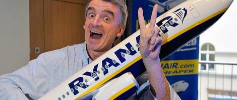 Ryanair, líder en abusos