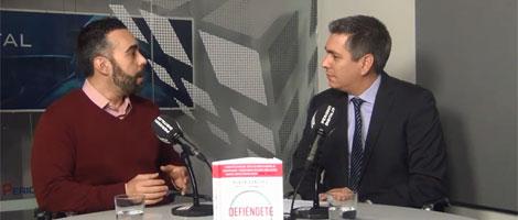 Entrevista sobre DEFIÉNDETE de #101fraudes en Periodista Digital
