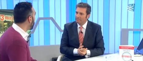 Entrevista sobre DEFIÉNDETE de #101fraudes en Canal Sur Televisión