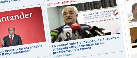 Eldiario.es adelanta uno de los fraudes de DEFIÉNDETE: el de la falsa asociación de consumidores