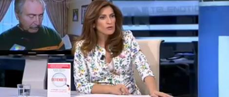 Entrevista sobre DEFIÉNDETE de #101fraudes en el Diario de la noche de Telemadrid