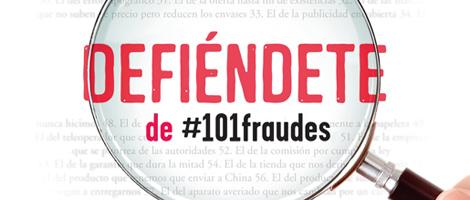 Qué se dice sobre DEFIÉNDETE de #101fraudes
